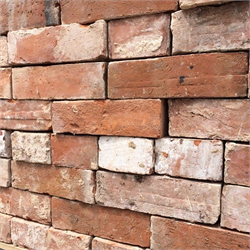 Reclaimed Handmade Bricks