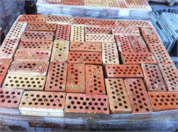 20 hole Victorian Bricks
