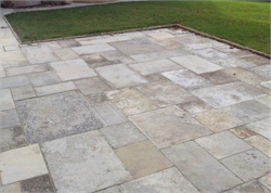 Reclaimed Blue Lias Paving