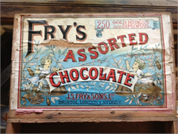 Vintage Chocolate Box