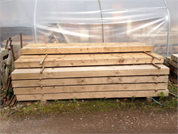New Treated Pine Sleepers