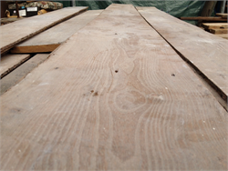 Elm Floorboards Reclaimed