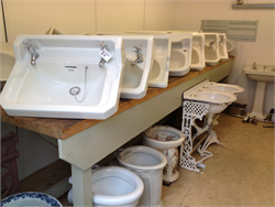 Sanitaryware, Sinks, Toilets, Cisterns