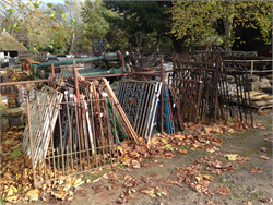 Reclaimed Gates
