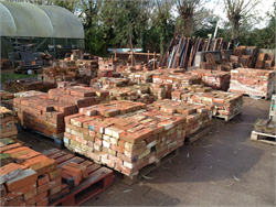 Reclaimed Victorian Bricks