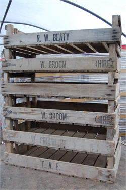 Apple Crates,