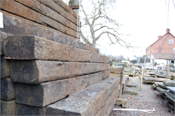Reclaimed Railway Sleepers, Grade A